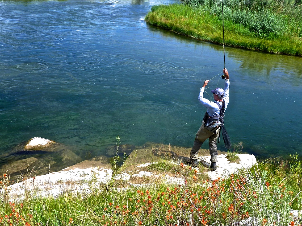 Trout hunting with bill doug and doug for Utah hunting and fishing mobile app