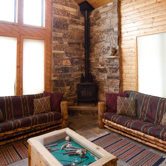 Falcon's Ledge | Lake Fork River Ranch