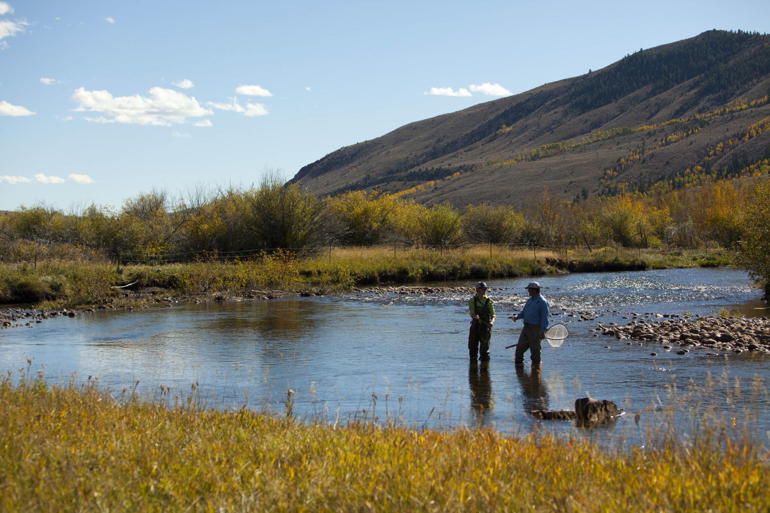 Private Utah Fishing Lodge